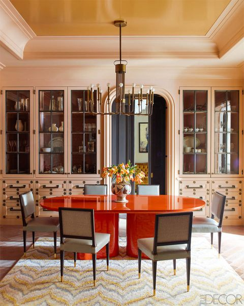 Room, Interior design, Furniture, Floor, Table, Ceiling, Flooring, Light fixture, Interior design, Chair,