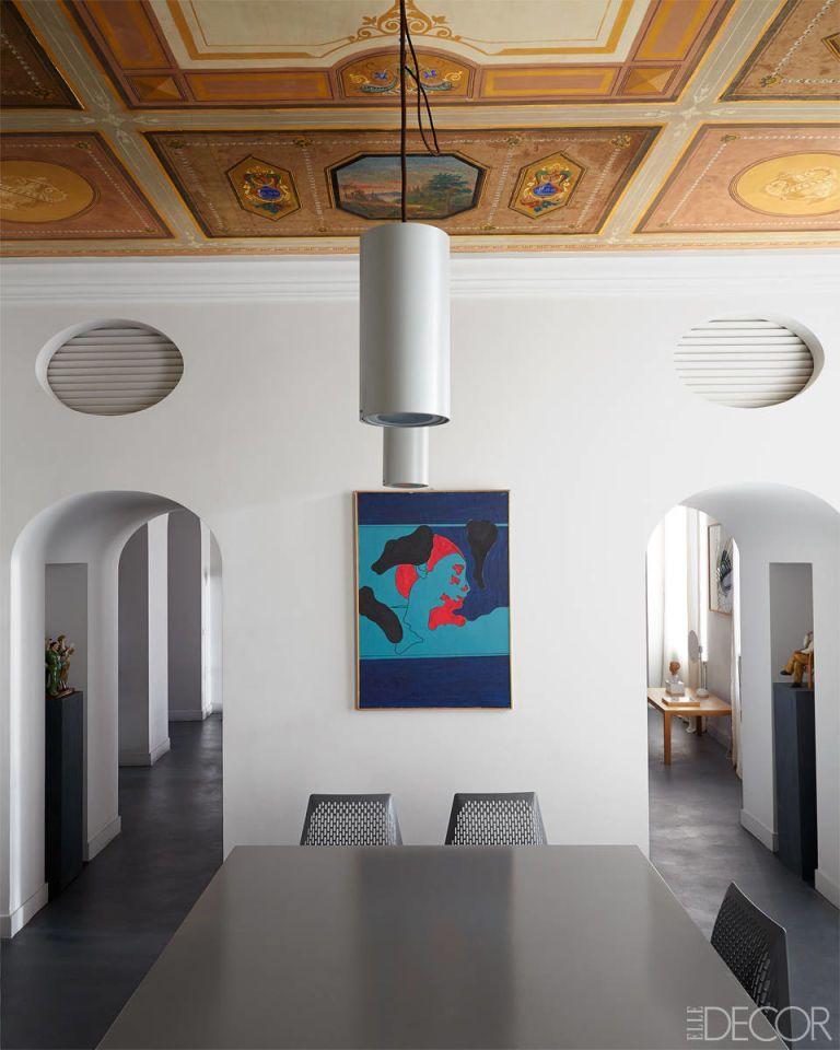 Roman Interior Design