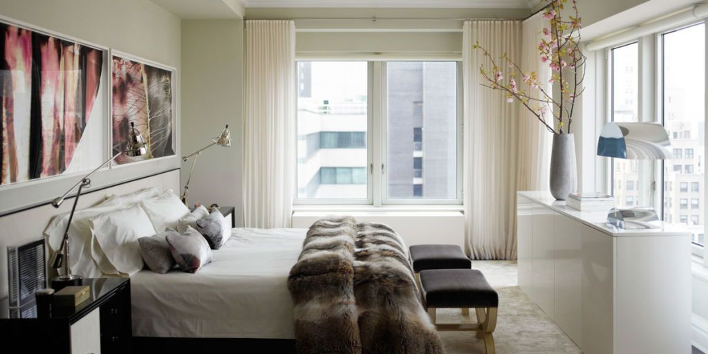 Spend Your Nights In Luxury With These Easy Bedroom Upgrades.