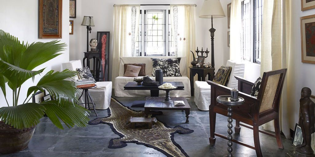 Jean Francois Lesage India Apartment A Worldy Apartment In India