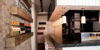 Crave Ceviche Bar, New York