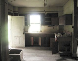 kitchen before renovation picture