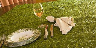 The Boxwood Table Runner