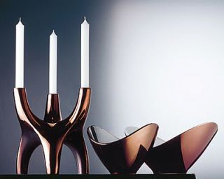 Rosenthal Copper Reflections Free Spirit Collection
