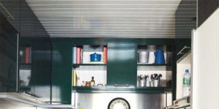 Interior design, Floor, Tile, Tile flooring, Home accessories, Mat, Kitchen,