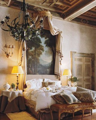 ELLE DECOR Goes to Rome