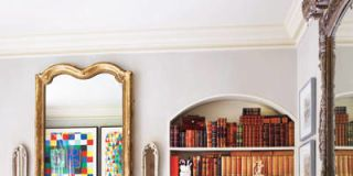 A Bold and Beautiful Townhouse