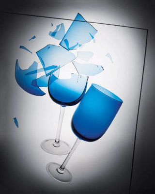 Glamorous Glassware