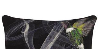 Alexander McQueen Hummingbird Aubusson Cushion