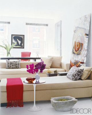 Decorating Ideas A Manhattan Loft With Latin Style