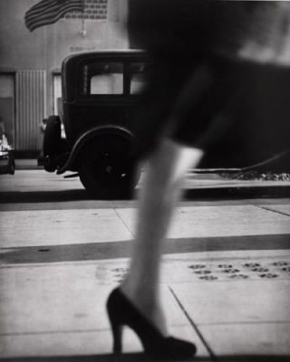 Street Seen: The Psychological Gesture in American Photography, 1940–1959, Milwaukee
