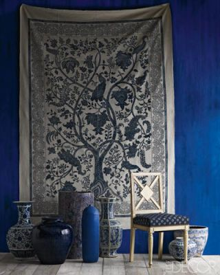 Shopping: Home Accessories in the Best Shades of Blue