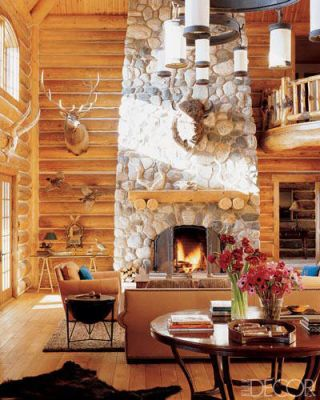Great Escape: The best mountain home decoration