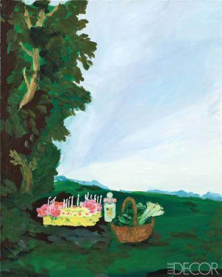 Art Show: Karen Kilimnik