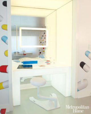 Multi-functional Bedroom Nook