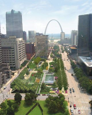 Citygarden/St. Louis