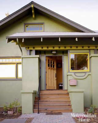 The Greenest Little House in America
