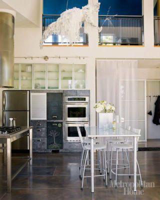 Small Space: A Fashion-Forward Home