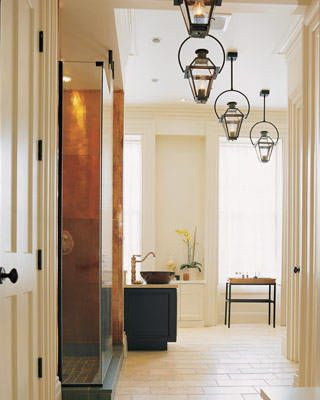 A Bathroom Soaking in Style
