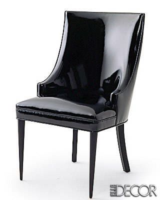THE ODEON SIDE CHAIR BY DUANE MODERN