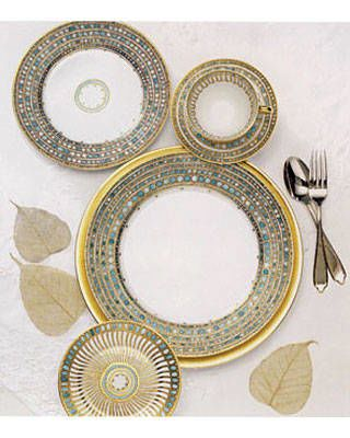 Robert Haviland & C. Parlon Syracuse Dinnerware