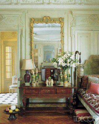 Rose Anne De Pampelonne Beaux Arts Interiors Best Beaux Arts Interior Design Plans