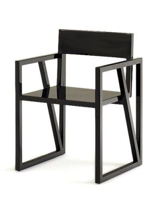 Line Armchair by Moste