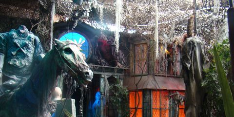 THE DARKNESS HAUNTED HOUSE (St. Louis)