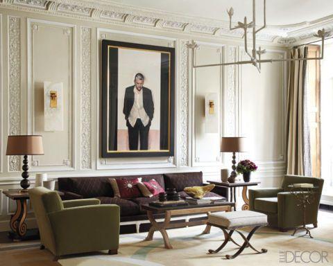 Decorator Jean Louis Deniot Restores A Paris Apartment