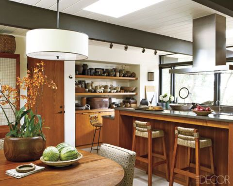 A California Home With Asian Inspired Decor