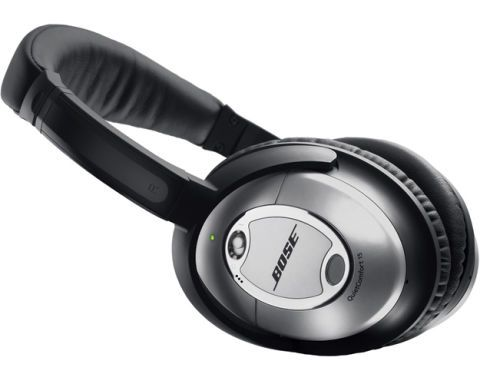 QuietComfort 15 Acoustic Noise-Canceling Headphones  by Bose