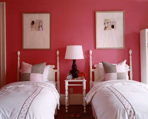Photos of Pink Rooms and Rooms with Pink Walls