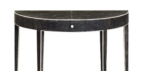 Demilune Tables - Hallway Demi Lune Console Tables