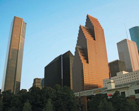 ELLE DECOR Goes to Houston