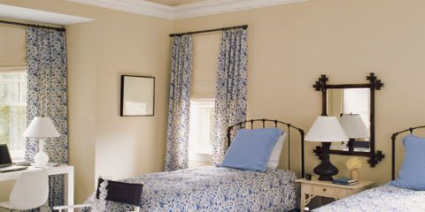 A Breezy Bedroom