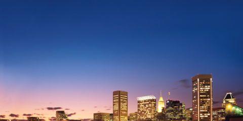 ELLE DECOR Goes to Baltimore