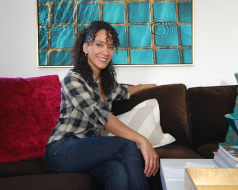 Sophina Brown's West Hollywood Loft Home