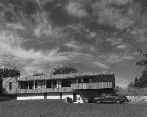 Marcel Breuer, Breuer House I