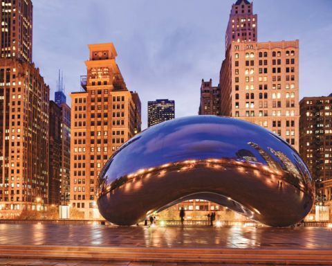 ELLE DECOR Goes to Chicago