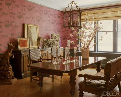 Home Decorating: An Eclectic Manhattan Apartment