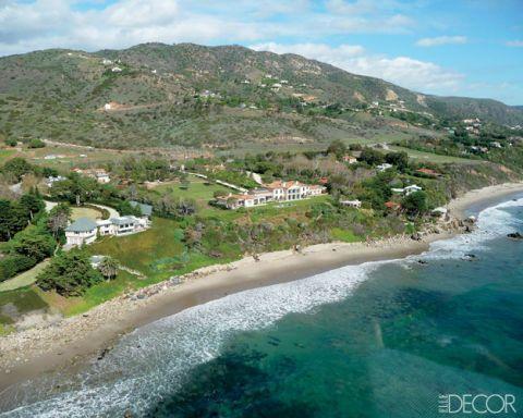An Elegant Retreat in Malibu