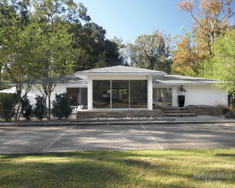 Updating A Midcentury Ranch House