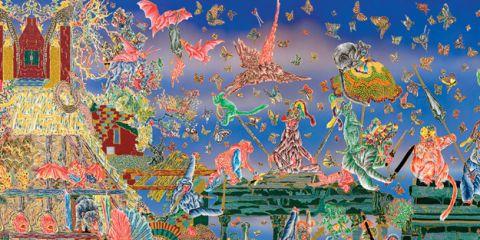 Art Show: Raqib Shaw