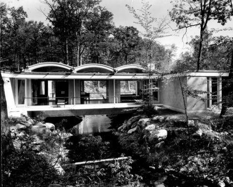 John Johansen, Warner House