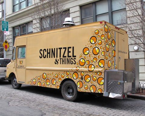 Schnitzel & Things, New York