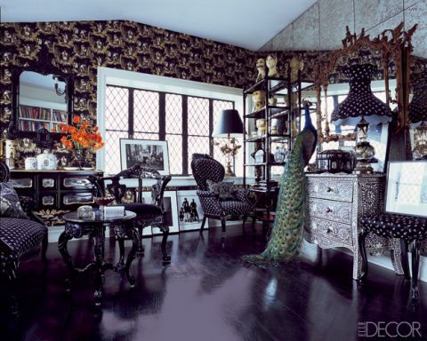 At Home with Anna Sui
