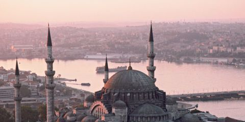 ELLE DECOR Goes to Istanbul