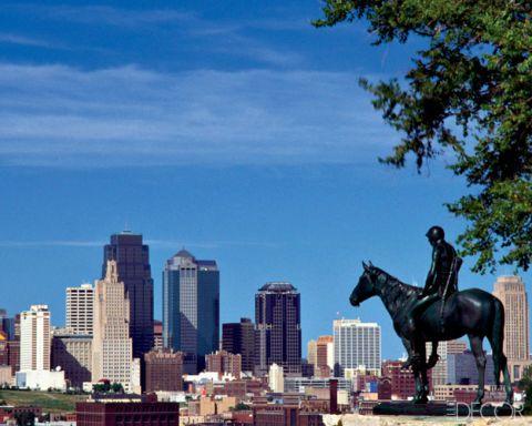 ELLE DECOR Goes to Kansas City