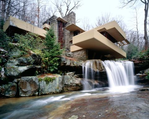 Northeast: Fallingwater