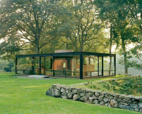 Northeast: Glass House